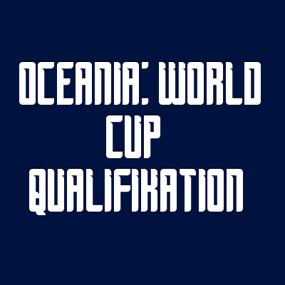 Wettquoten Oceania: World Cup - Qualifikation